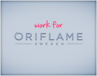Work For Oriflame