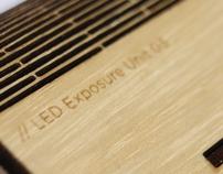 // LED Exposure Unit