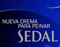 Campaña publicitaria de nuevo producto de Sedal