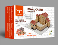 Package design ROYAL CASTLE
