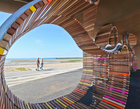 Longest Bench, Littlehampton