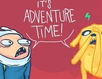 Adventure Time Tribute