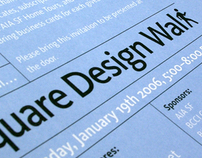 Design Walk Posters
