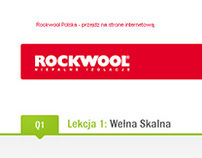 Rockwool - learning system