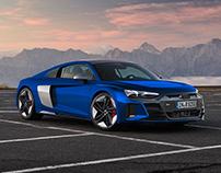 Audi R8 e-tron 2023