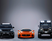 Jaguar Land Rover | Campanha de Incentivo 2017