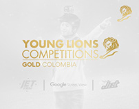 Gold Young Lions Cyber Colombia 2017