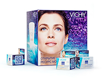 Vichy Liftactiv. Starting campaign. POSM, etc.