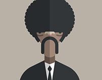 AT&T - Samuel L. Jackson social media animation
