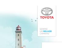 Criação de marca - Pura Energia Toyota