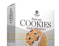 Charm Foods Quinoa Cookies