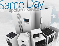 Case Study - Same Day Appliance Services