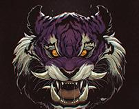 Sabre Tooth Tiger