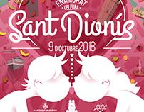 SANT DIONIS 2019