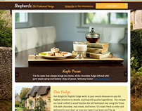 Shepherd's Fudge Website