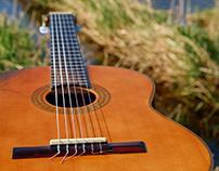 Clayton Perlman: Playing the Guitar