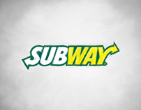 Subway Master Piece Club Sandwich pitch