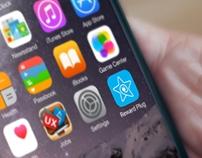 Reward Plug - App Icon Design