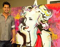 Exposição/Exibition 2015 - Pop Art and Abstract