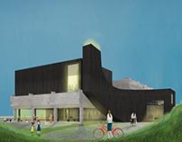 Center for Contemporary Art / adaptive reuse
