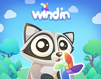 Windin Game Art