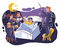 Bedtime Story : CU Silpagum Concert 13th's program