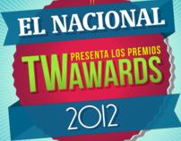 Tw Awards 2012