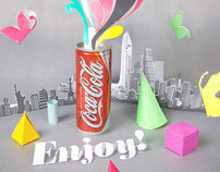 Enjoy Coke!