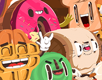 Pastry Frenzy