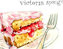 Teatime Treats & Classic Cakes