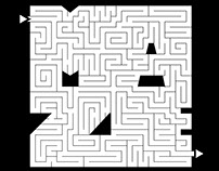 HOW TO DRAW A MAZE?