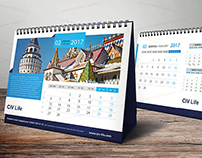 Календарь. «История cтрахования»