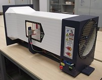 Smart-Tunnel (Fully computerized Wind-Tunnel)
