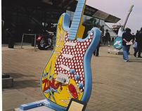Cleveland United Way Guitar Mania