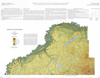 Maps created for the Minnesota Geological Survey