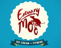 Estuary Moo - Logo & Brand concept