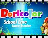 Producción Video Línea de Exportación Doricolor