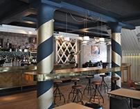 Restaurant Du Cap, Amsterdam