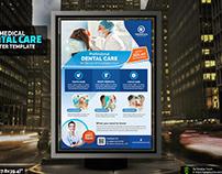 Dental Poster Template