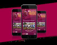 Digital - AFLW Women's Team Campaign