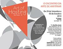 Convite - O encontro da arte de anfitriar