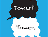 """""""Tower? Tower."""" Star Tours design"""