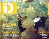 Magazine Rebranding