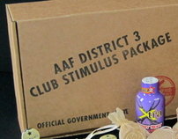 AAF Stimulus Package: District 3 Leadership Conference