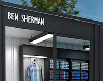 Ben Sherman Container Store