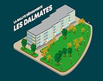 [ Illustration ] - La rallye découverte Les Dalmates