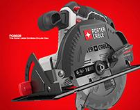 Porter Cable 20V Circ Saw