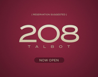 208 Talbot Coming Soon Page