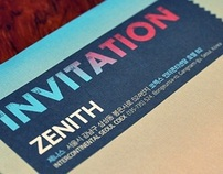 INVITATION of ZENITH