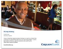 Count on Carilion Campaign